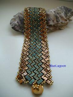 BlueLagoon: Half Tila Bracelet
