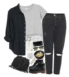 """""""Untitled #2446"""" by sisistyle ❤ liked on Polyvore featuring Topshop, Monki, Xirena, Rebecca Minkoff, Jonathan Adler, Ray-Ban and Native Union"""
