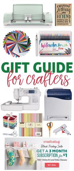 The 12 Best Gift Ideas for Crafters by Lindi Haws of Love The Day