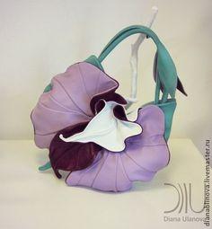 Женские сумки ручной работы. Ярмарка Мастеров - ручная работа сумка Орхидея NEW. Handmade.
