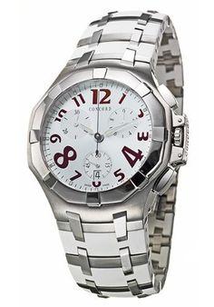 Concord Saratoga Men's Quartz Watch 0311647