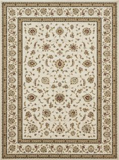 WELBOURNE, Ivory - Beige, Loloi, Machine Made, Traditional Rugs & Oriental Rugs   Oriental Designer Rugs #rug #rugstore #rugsale #orientalrug