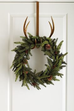 Antler Wreath Holder from Ballard Designs