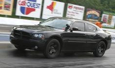 LX Charger - Unmarked Police: Lebanon Valley Speedway, NY