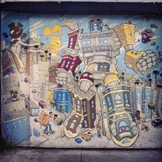 Street art - Balmy Street and Clarion Alley. | 17 Things No One Tells You About San Francisco
