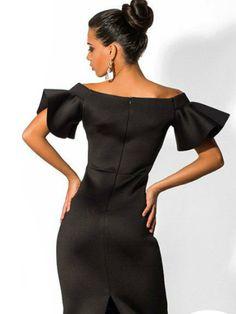 Платье черное - Doll House 2367330
