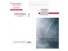 Werbegrafik Geschäftsdrucksorten inkl. Notizbuch Bar Chart, Diagram, Notebook, Bar Graphs