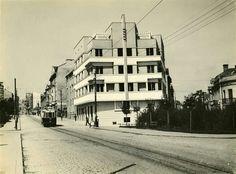 #drinciceva 40 i Bulevar Despota Stefana 59/a ugao - 1930tih #beograd