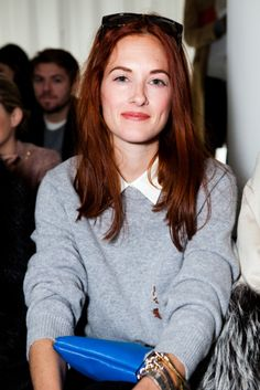 Taylor Tomasi Hill hair color