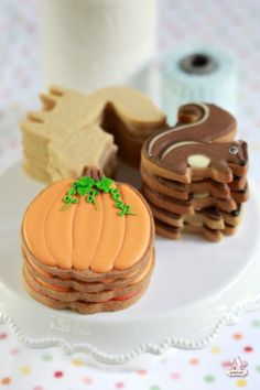 Pumpkin Spice Cut-Out Cookie Recipe