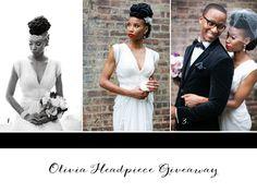 Brooklyn Styled Shoot + Olivia Headpiece Giveaway - Munaluchi Bridal Magazine
