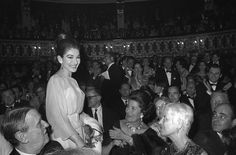 Taking the applause at the Odeon theatre in Paris. Picture: Getty