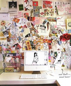 """Inspiration board Image from Real Living magazine. As seen on desire to inspire""""}, """"http_status"""": window. My New Room, My Room, Inspiration Boards, Room Inspiration, Deco Studio, Studio Design, Space Crafts, Picture Wall, Wall Collage"""