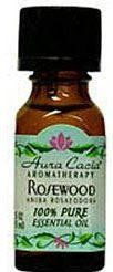 Rosewood Essential Oil - 0.50 oz - ZIN: 301192 by Aura Cacia. $12.20