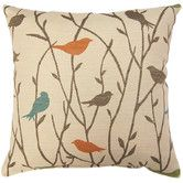 Found it at Wayfair - Twitter Calypso Knife Edge Cotton Throw Pillow
