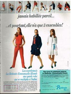 Publicité Advertising 1969 LE Catalogue LA Redoute | eBay