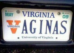 What Does That Say?! 20 Clever and Risque Vanity License Plates: 20 Hilarious and Risque License Plates