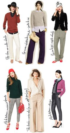 Help: como usar roupa social sem parecer mais velha? » Chata de Galocha! | Lu Ferreira