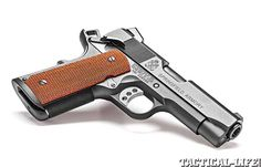 Gun Review: Springfield Armory's TRP Compact