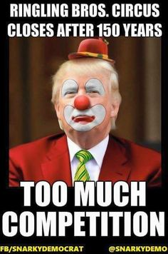 Trump is Ted Baxter, but without any soul.