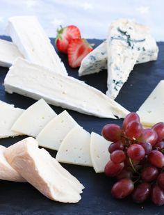 Variedad de Quesos importados de España Queso, Feta, Dairy, Cheese