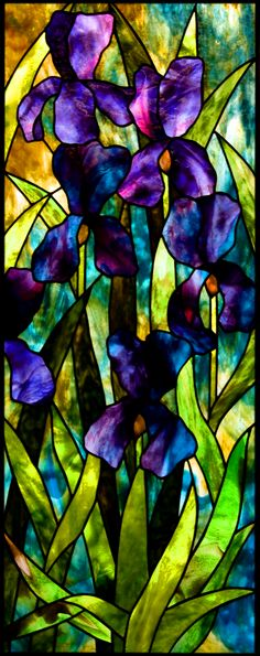 stained glass by David Kennedy