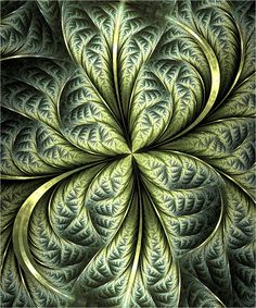 Art of nature by FractalDesire