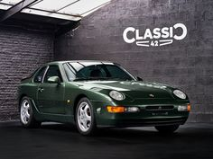 Porsche 968, Exterior Colors, Colorful Interiors, Cars And Motorcycles, Offroad, Building, Classic, German, History