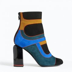 MACHINA ANKLE BOOTS  - Pierre Hardy
