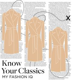 """""""Know Your Classics"""" by polyvore-editorial ❤ liked on Polyvore"""