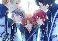 内嵌图片 Manga Cute, Cute Anime Boy, Anime Guys, Akatsuki, Ensemble Stars, Sword Art Online, Anime Characters, Knight, Anime Art