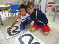 Educação Infantil e o trânsito