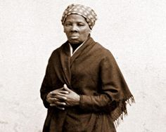 Harriet Tubman.  In addition to her work with the Underground Railroad, she was a supporter of the women's suffrage movement.