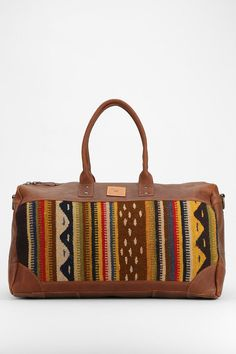 Will Leather Goods Oaxacan Duffel Bag - Urban Outfitters