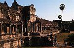 Angkor Vat Galería exterior