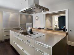 Kitchen Architecture - Home - Mansion block apartment
