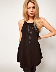 ASOS Tank in Oversize and Wash