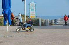 Barrierefreie Promenade für Jung und Alt