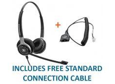 Sennheiser SC 260 Binaural Noise Cancelling Office Headset