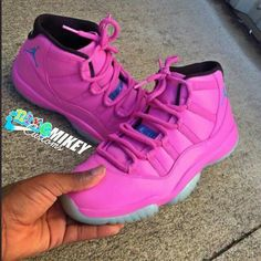 Cotton Candy 11's