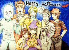 Ninjago halloween