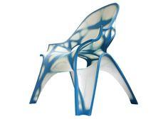 3D-printed chair / Zaha Hadid Architects