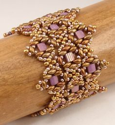 Instructions for Eastern Promise    Beading Tutorial by njdesigns1, $10.00