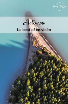 Best of Aotearoa bu Van's Odyssey Road Trip, Vans, New Zealand, Beaches, Adventure, Beautiful Images, Travel, Road Trips, Van