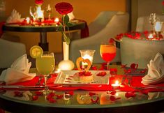 exclusive valentine's dinner for couple | Valentine's Day