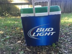Bug light painted cooler