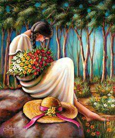 Every kit gives you a chance to create a work of art you can be proud of. This diamond painting kit Mexican Artwork, Mexican Paintings, Mexican Folk Art, Art And Illustration, Illustrations, Mexico Art, Chicano Art, Art Plastique, Indian Art