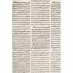 Lokta Musical Notes Fine Paper - The Paper Source, Minneapolis