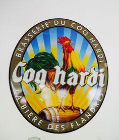 Coq hardi beer Belgium