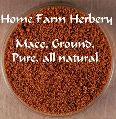 Mace Ground, Order this Chemical-Free..., Food items in Hart County